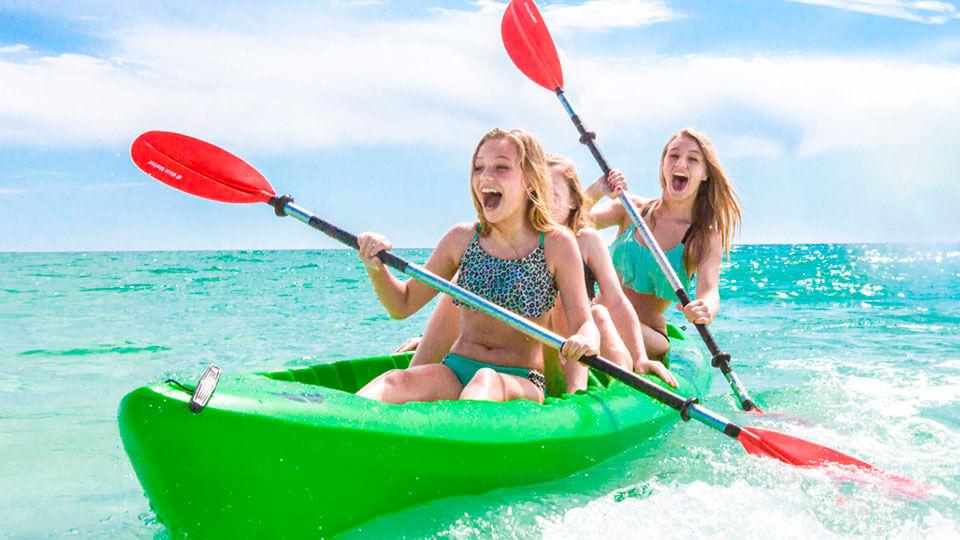 Shore-bound Fun
