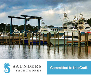 Ad - Saunders Yachtworks