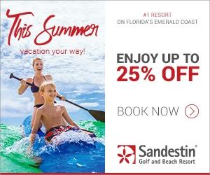 Sandestin Summer Special