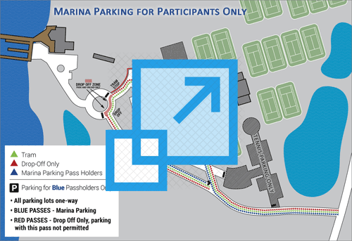 ECBC Marina Parking Plan