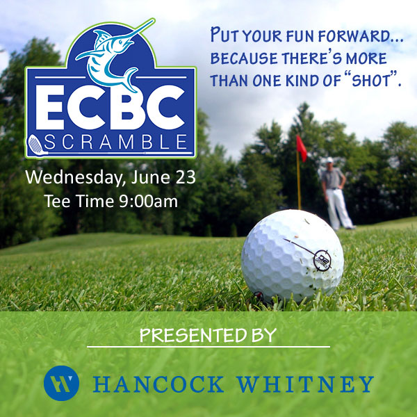 ECBC Featured Event - Golf Scramble