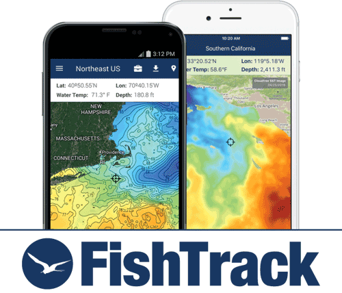 Download the FishTrack App